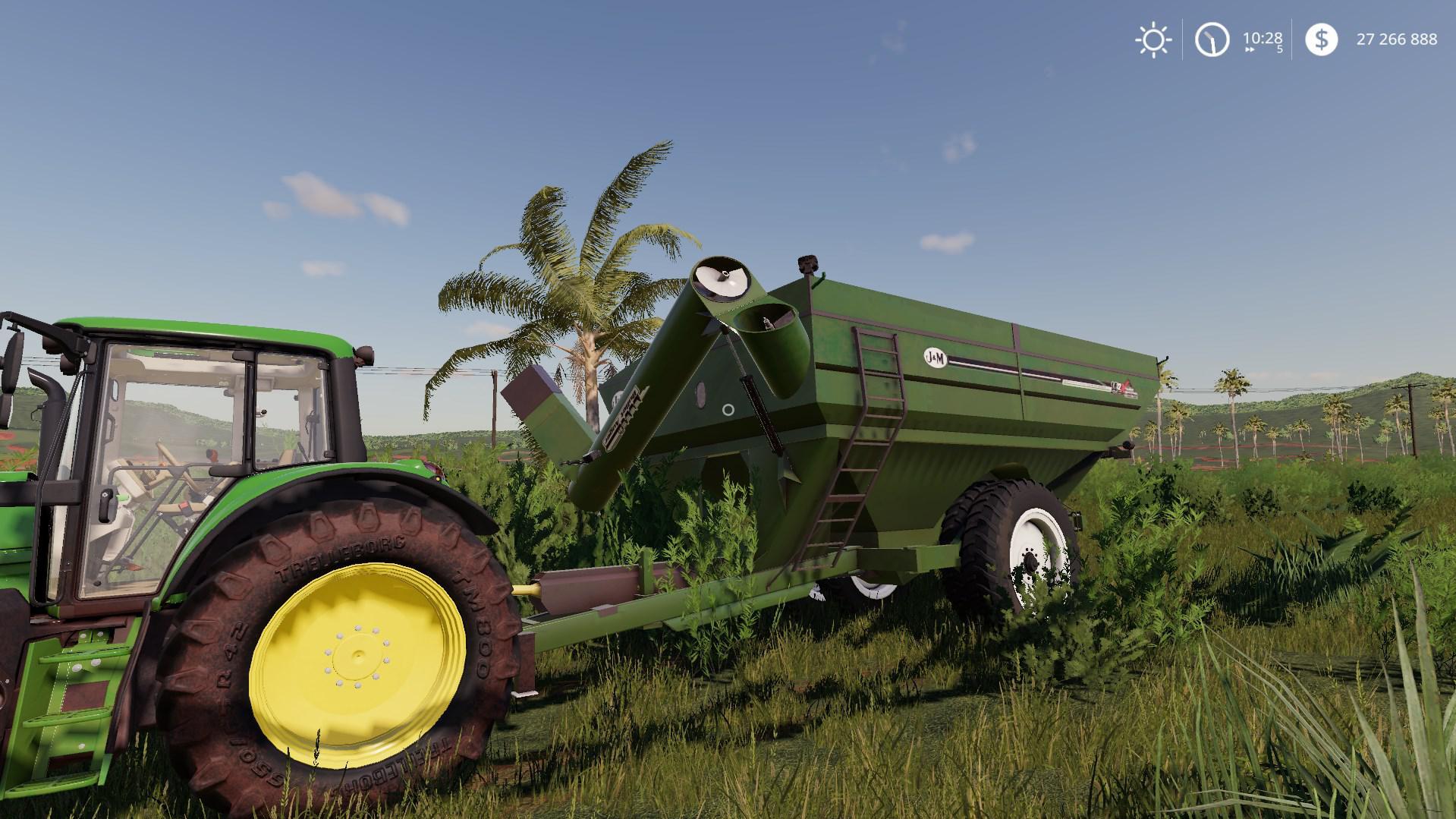 53 The Squad, SpencerTV, And RCC Trailer v1 0 FS19 - Farming