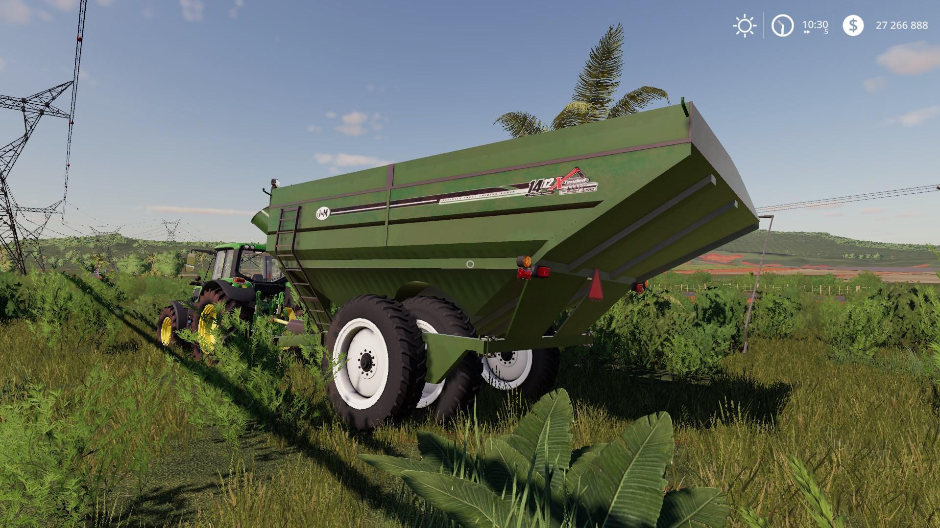 JM 1412 v1 0 FS19 - Farming Simulator 19 Mod | FS19 mod