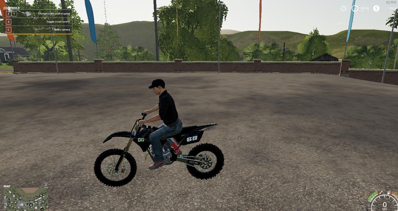 Ktm Dirtbike V1 0 Fs19 Farming Simulator 19 Mod Fs19 Mod