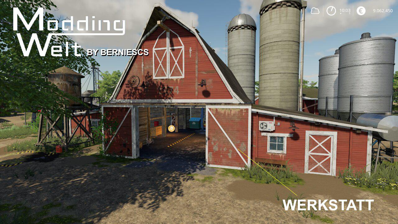 MW HOF PACK - USA EDITION v1 0 FS19 - Farming Simulator 19