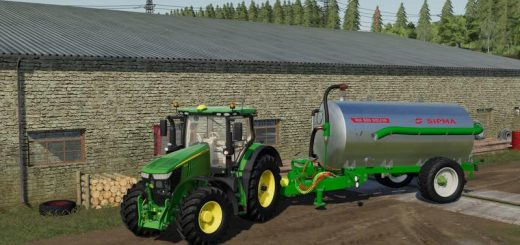 53 The Squad, SpencerTV, And RCC Trailer v1 0 FS19 - Farming
