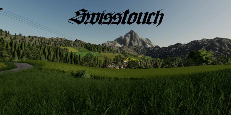 Swisstouch Map v1 0 FS19 - Farming Simulator 19 Mod | FS19 mod