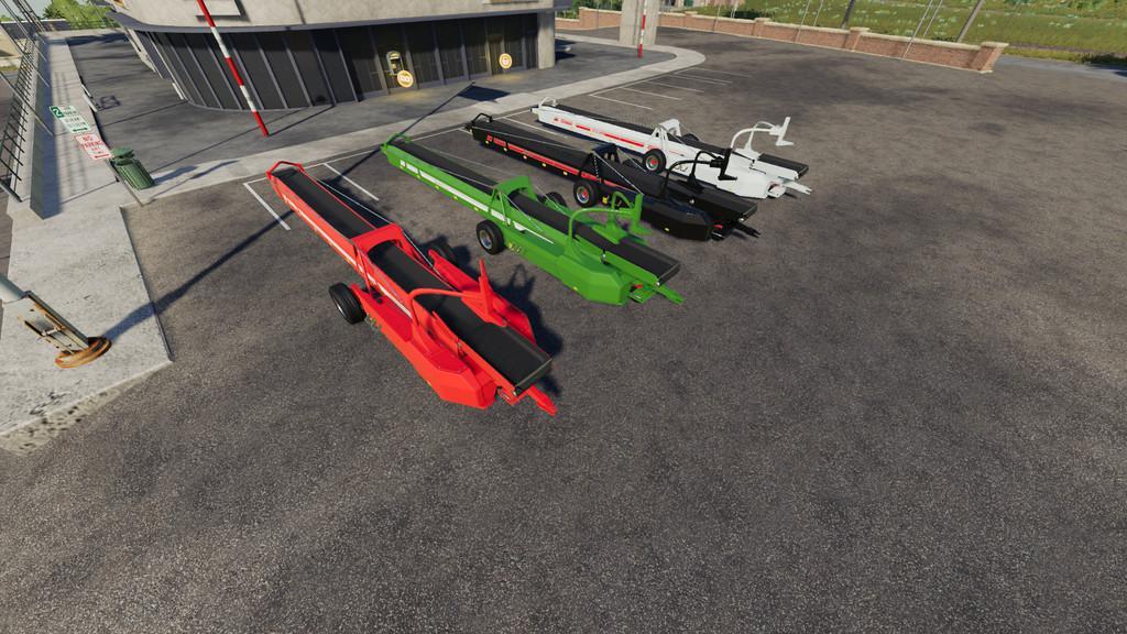 Filltrigger Conveyor Belt v1 0 0 0 FS19 - Farming Simulator 19 Mod