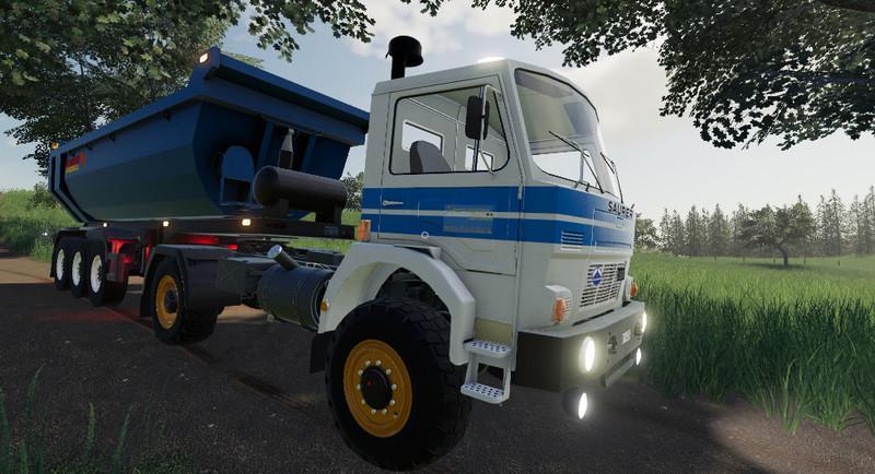 Saurer D330B v1 0 0 0 FS19 - Farming Simulator 19 Mod | FS19 mod