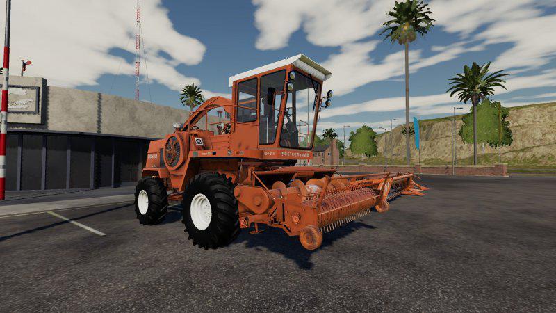 Don-680 v1 0 0 0 FS19 - Farming Simulator 19 Mod   FS19 mod