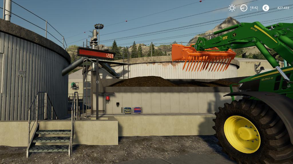EnhancedBGA v1 0 0 0 FS19 - Farming Simulator 19 Mod | FS19 mod