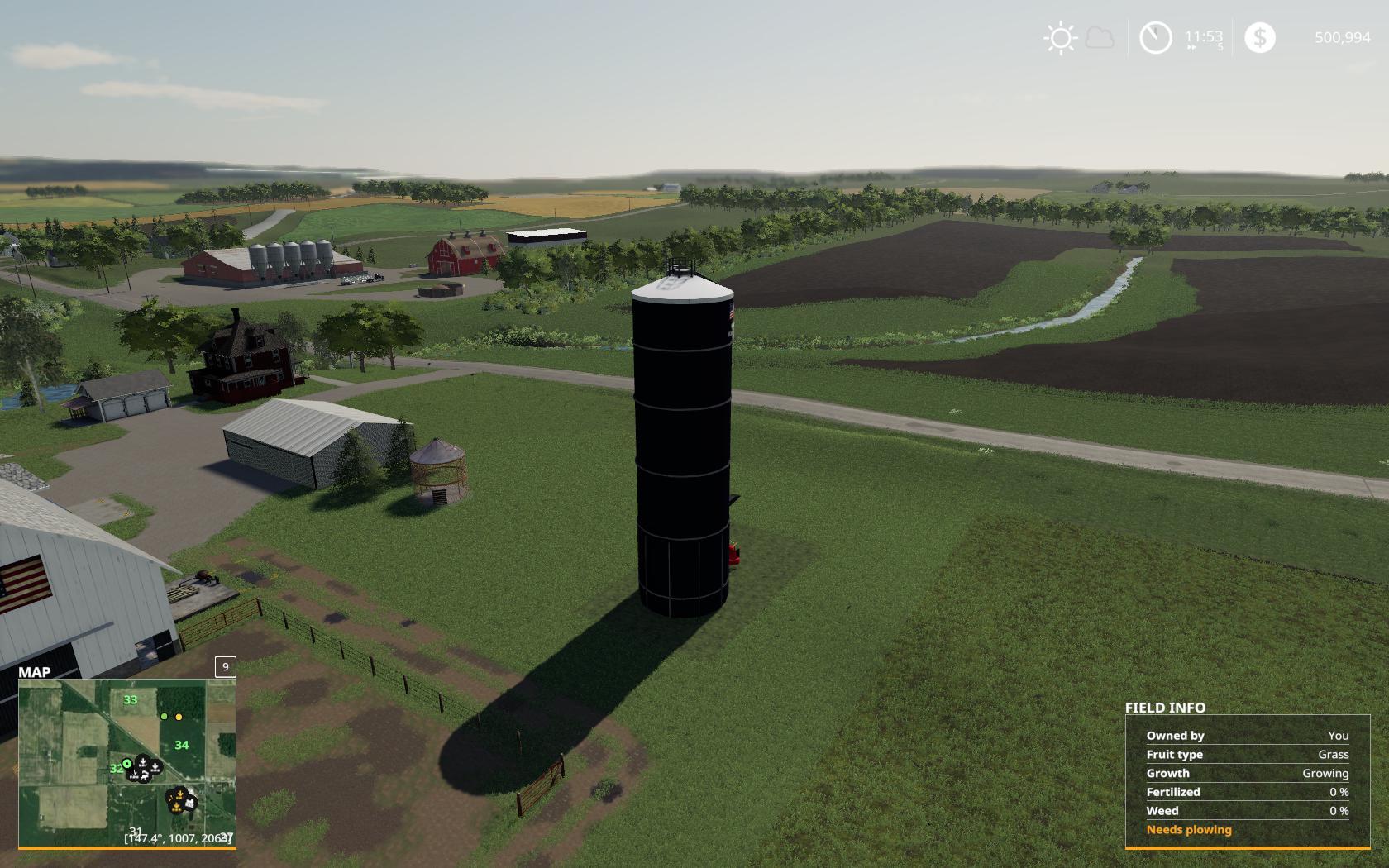 Fermenting Silo v1 0 FS19 - Farming Simulator 19 Mod | FS19 mod