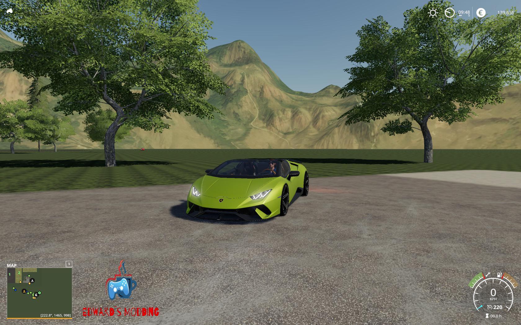 Huracan Spyde Fs19 v1 0 FS19 - Farming Simulator 19 Mod | FS19 mod