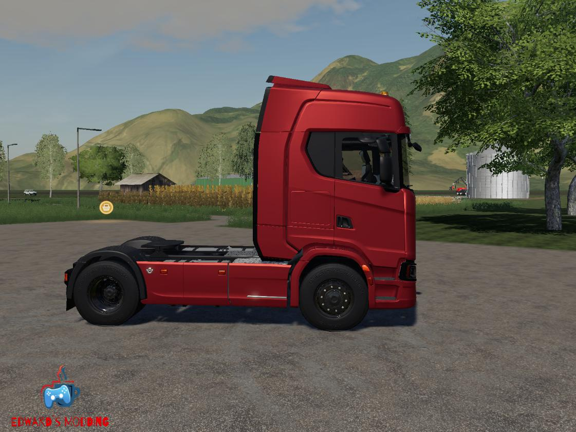 Scania S730 4x2 fs19 v1 0 FS19 - Farming Simulator 19 Mod