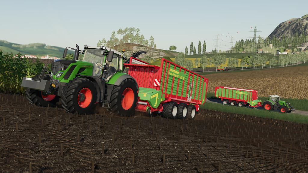 Tera-Vitesse CFS 5201 DO v1 0 0 0 FS19 - Farming Simulator