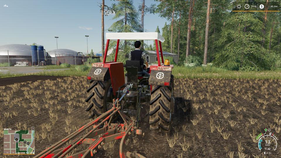 Fiat 70-56 V1 0 FS19 - Farming Simulator 19 Mod   FS19 mod