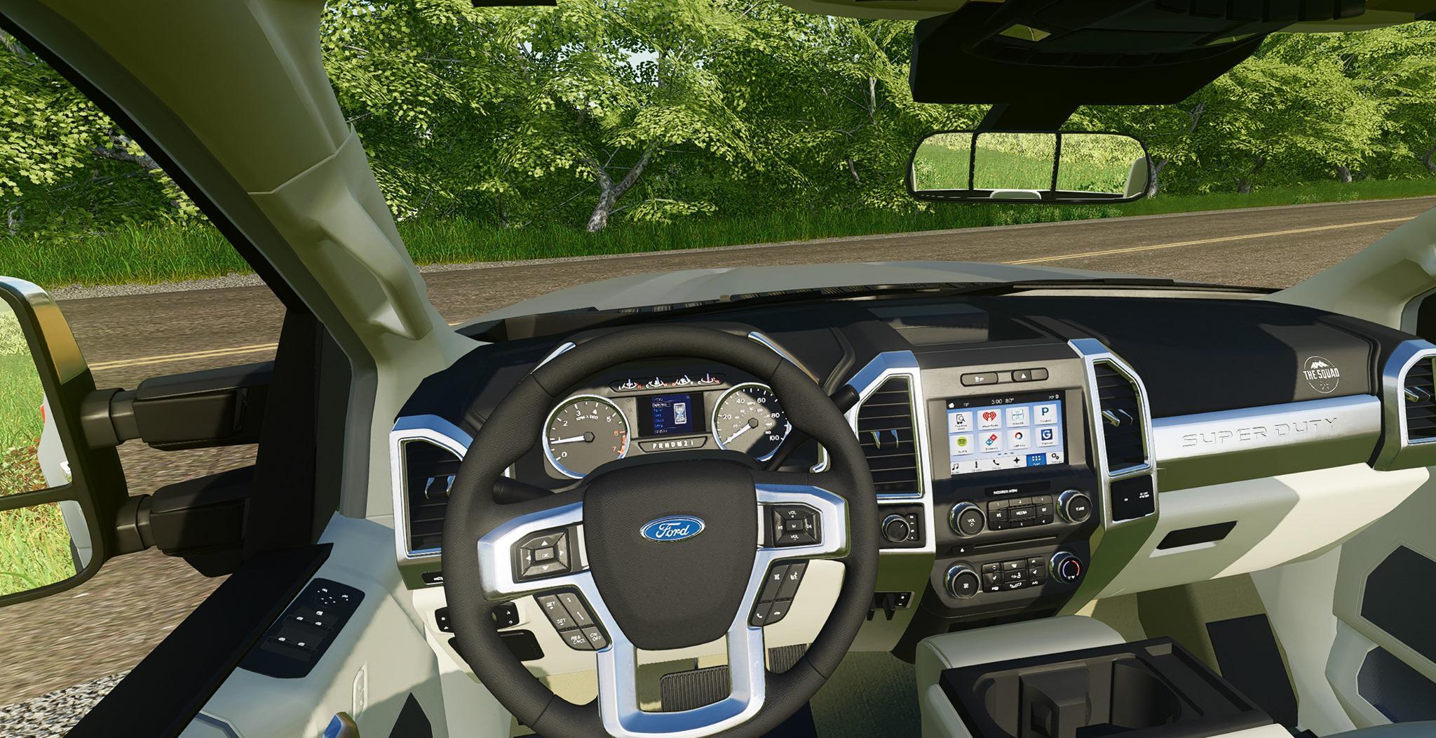 EXP19 Ford F-250 Superduty 2017 v1 0 FS19 - Farming