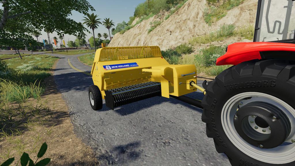 New Holland BC5040HB v1 0 0 0 FS19 - Farming Simulator 19
