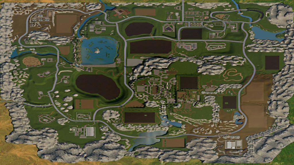 R D C FS19 v1 0 0 0 FS19 - Farming Simulator 19 Mod | FS19 mod