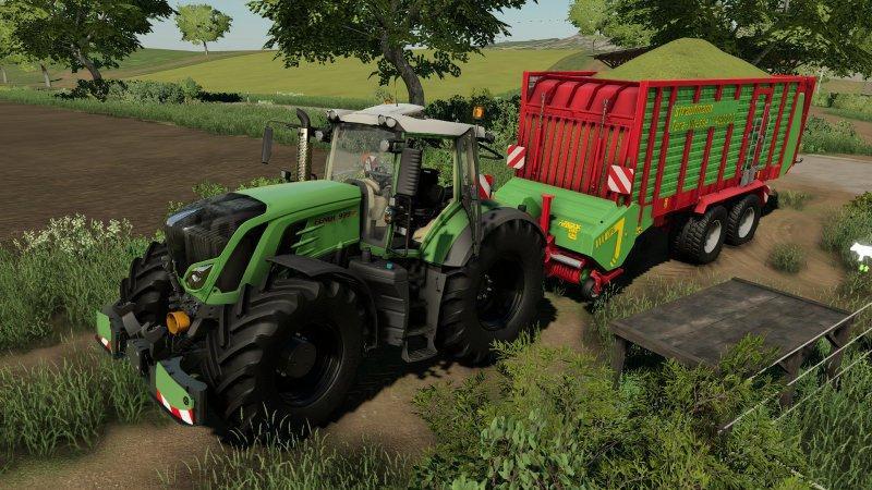 STRAUTMANN TERAVITESSE 4601 FS19 - Farming Simulator 19 Mod