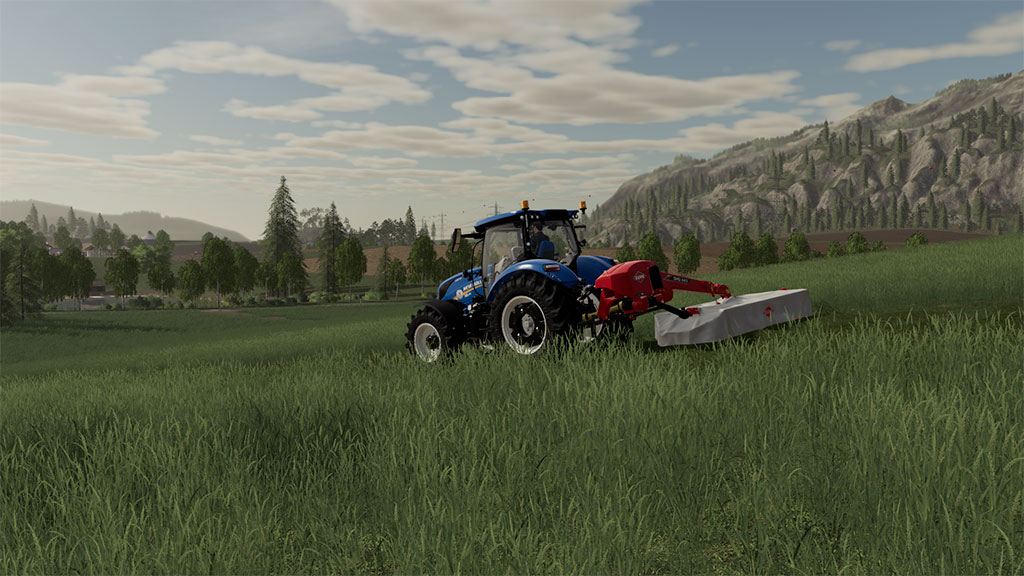 Seasons 19 - Grass bales and Silage - Farming Simulator 19