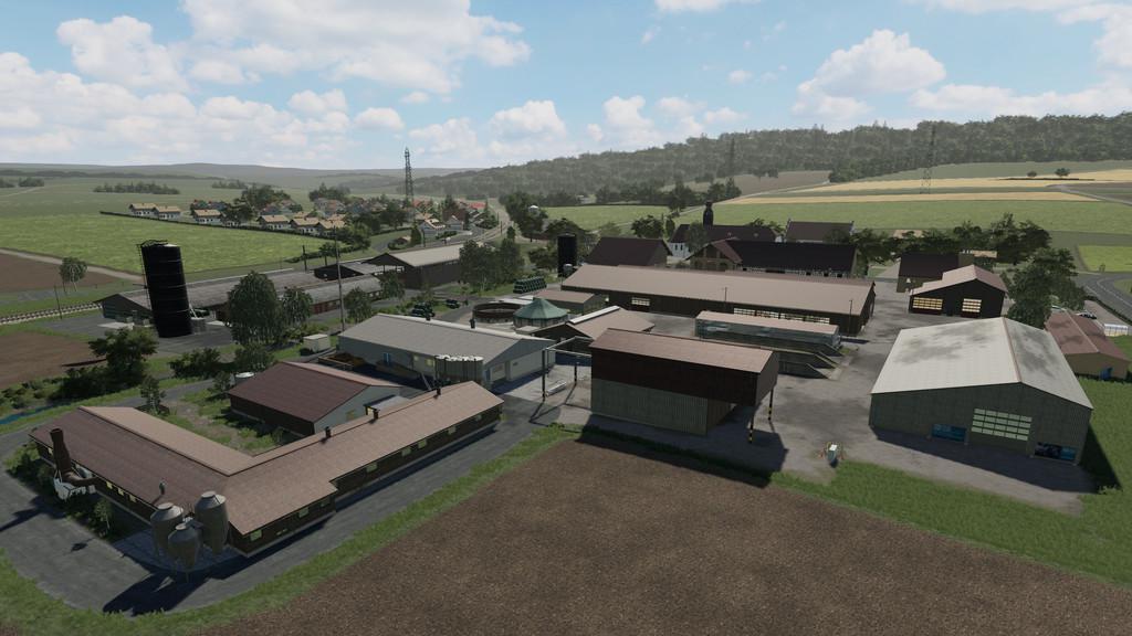 FS19 Swiss Future Farm Tanikon v1 0 FS19 - Farming Simulator