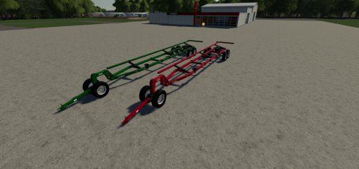 BALZER 2000 GRAIN CART v1 0 FS19 - Farming Simulator 19 Mod | FS19 mod
