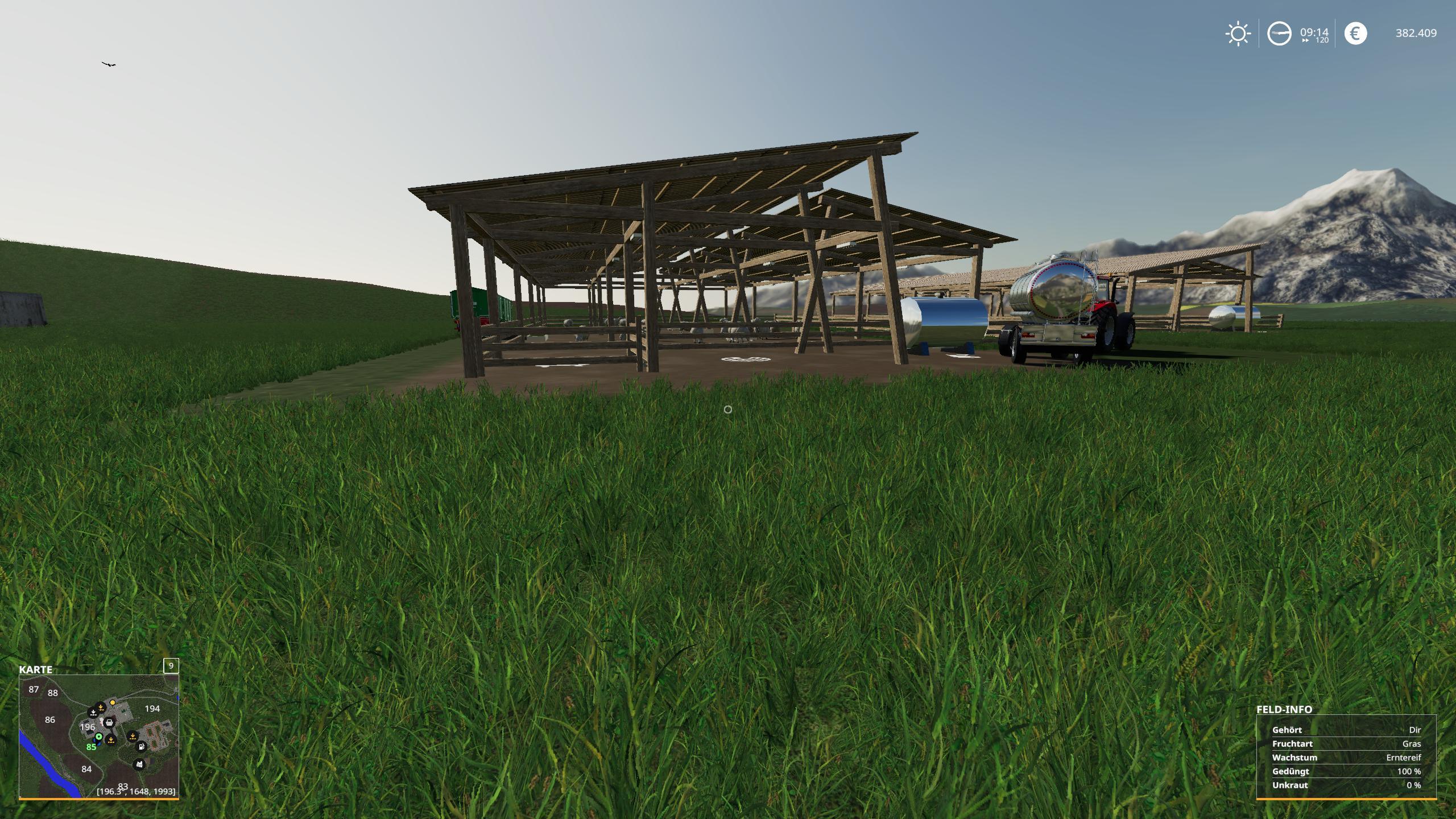 HoT Animals v1 0 0 0 FS19 - Farming Simulator 19 Mod | FS19 mod