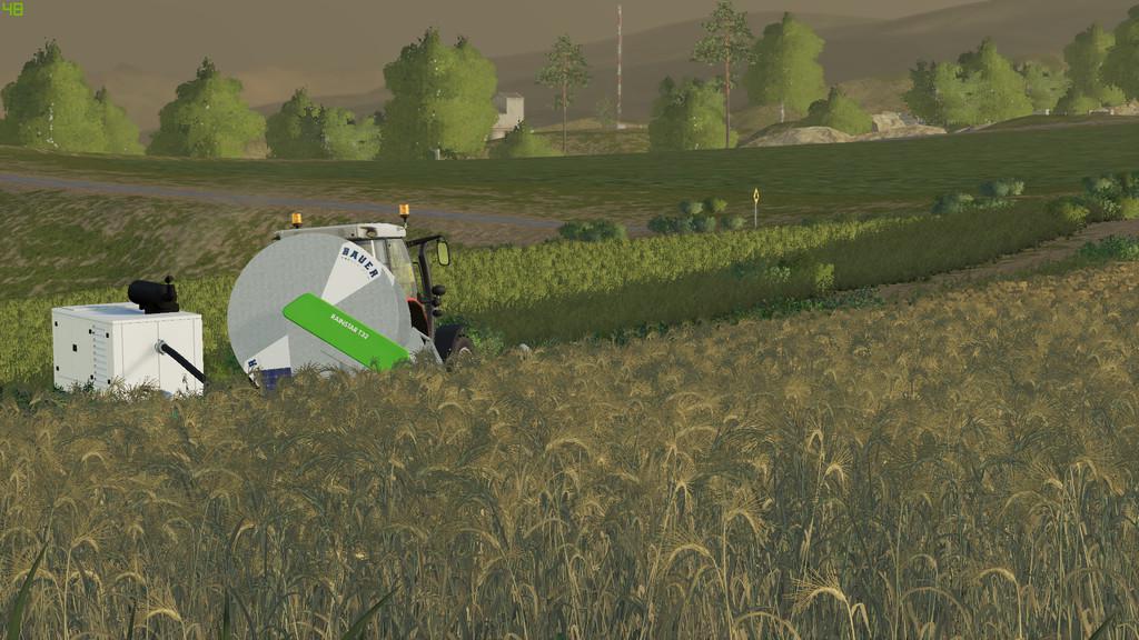 Irrigation system v1 0 0 0 FS19 - Farming Simulator 19 Mod   FS19 mod