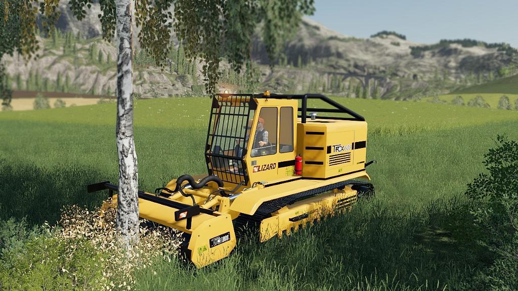 LIAZRD Trex600 v1 0 0 0 FS19 - Farming Simulator 19 Mod