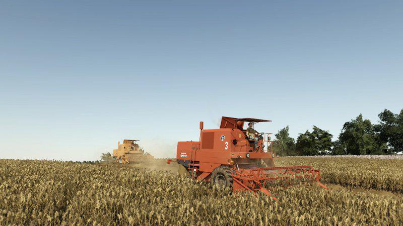 Bizon SUPER Z056 v1 0 0 0 FS19 - Farming Simulator 19 Mod