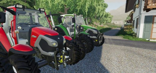 FS 19 Tractors - Farming Simulator 2019 Tractors Mods | LS19