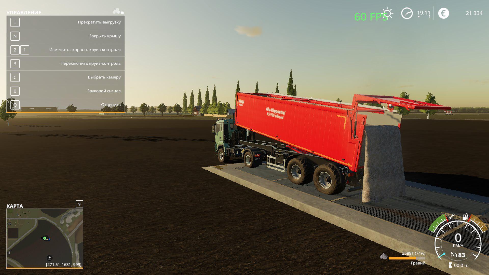NF Mod Map Gravel pit v1 0 FS19 - Farming Simulator 19 Mod