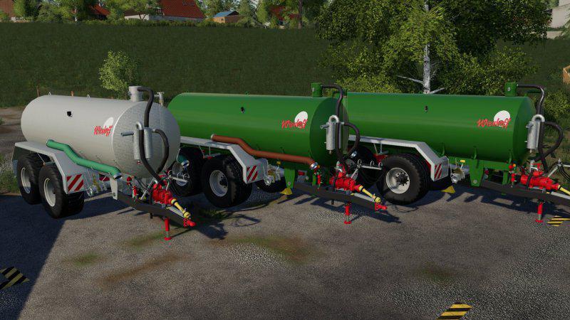 Wienhoff VTW 20200 v1 0 0 0 FS19 - Farming Simulator 19 Mod