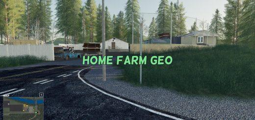 Lone Oak Farm 19 v1 0 0 0 FS19 - Farming Simulator 19 Mod