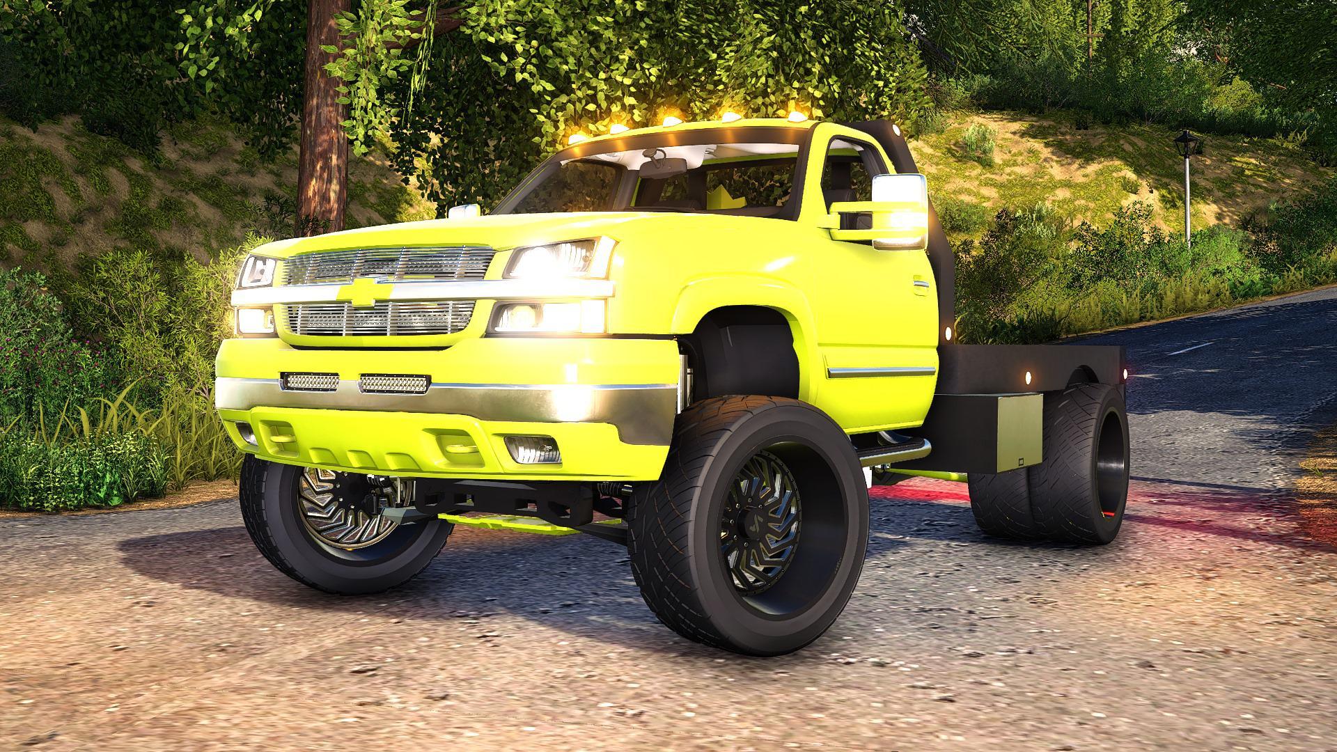 FS19 Chevrolet 3500HD v1.0 FS19 - Farming Simulator 19 Mod ...