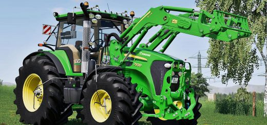 John Deere Farming Simulator 2019 mods, FS 19 mods, LS 19 mods