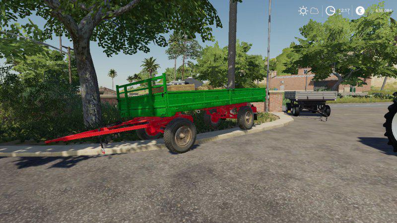 Trailer Hw 60 Autoload V1 0 Fs19 Farming Simulator 19 Mod Fs19 Mod